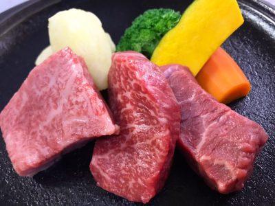 能登牛春祭り ステーキコース