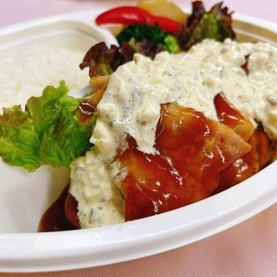 国産鶏のチキン南蛮弁当