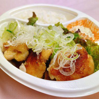 国産鶏の油淋鶏(ユーリンチー)弁当